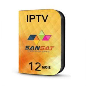 Abonnement IPTV SANSAT