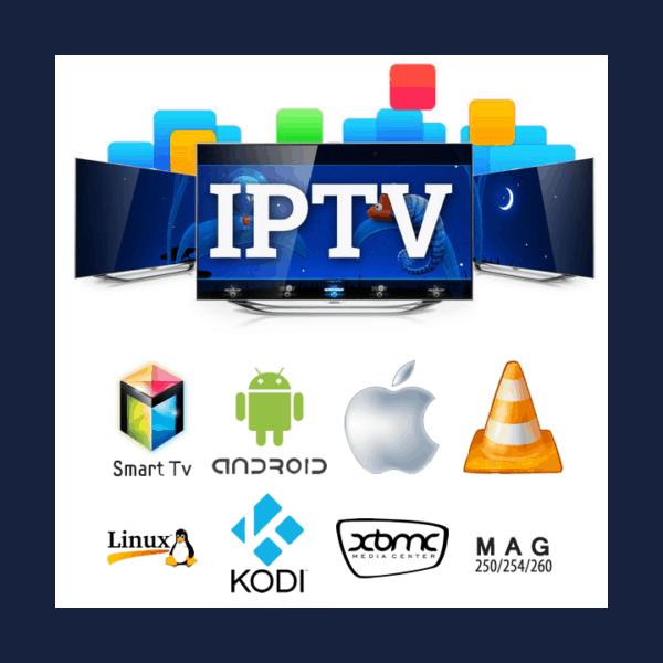Abonnement XTREAM CODE IPTV